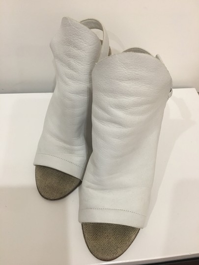 Vince white Wedges Image 2