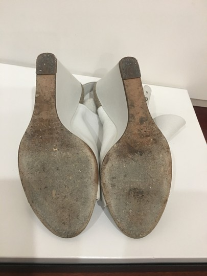 Vince white Wedges Image 3