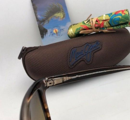 Maui Jim Polarized MAUI JIM Sunglasses STARFISH MJ 744-01T Tortoise Brown w/HCL Image 3