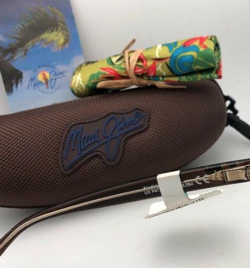Maui Jim Polarized MAUI JIM Sunglasses STARFISH MJ 744-01T Tortoise Brown w/HCL Image 5