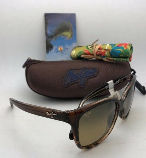 Maui Jim Polarized MAUI JIM Sunglasses STARFISH MJ 744-01T Tortoise Brown w/HCL Image 6