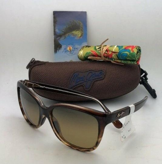 Maui Jim Polarized MAUI JIM Sunglasses STARFISH MJ 744-01T Tortoise Brown w/HCL Image 7
