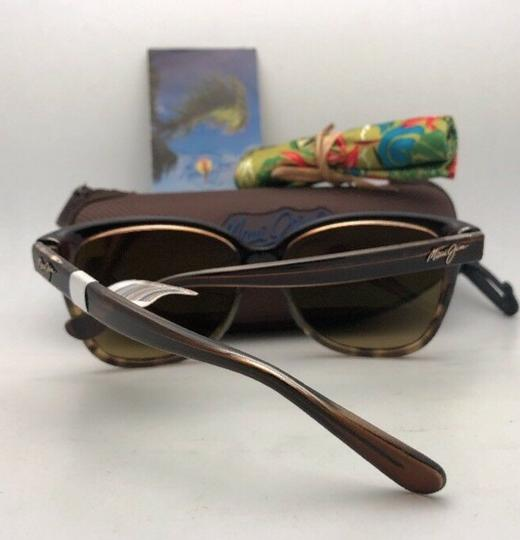 Maui Jim Polarized MAUI JIM Sunglasses STARFISH MJ 744-01T Tortoise Brown w/HCL Image 8