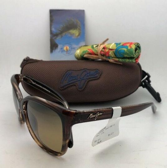 Maui Jim Polarized MAUI JIM Sunglasses STARFISH MJ 744-01T Tortoise Brown w/HCL Image 9