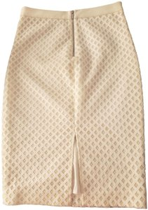 Elizabeth and James Pencil Mesh Cut-out Date Night Retro Skirt