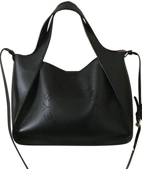 Preload https://img-static.tradesy.com/item/26134941/stella-mccartney-alter-nappa-perforated-logo-black-faux-leather-shoulder-bag-0-14-540-540.jpg