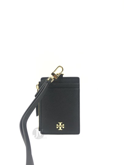 Preload https://img-static.tradesy.com/item/26134947/tory-burch-black-new-womens-60305-emerson-leather-lanyard-id-wallet-0-0-540-540.jpg