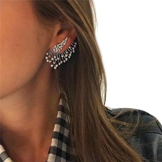 Preload https://img-static.tradesy.com/item/26134985/silver-unique-crystal-angel-wing-statement-stud-with-jacket-earrings-0-4-540-540.jpg