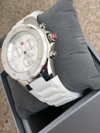 Michele Jelly bean Chronograph Watch Image 1
