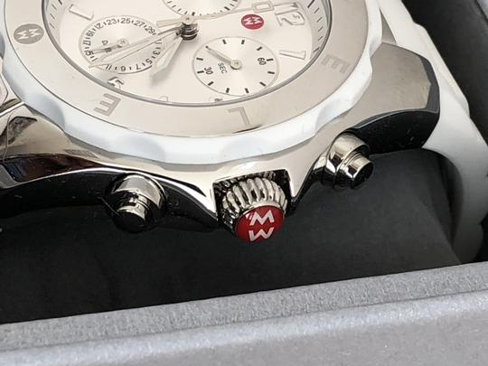 Michele Jelly bean Chronograph Watch Image 2
