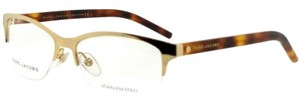 Marc Jacobs MARC76-TAV-52 Eyeglasses Size 52mm 16mm 145mm Gold