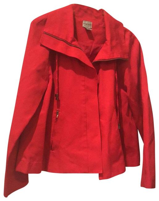 Item - Red Chico Jacket Size 6 (S)