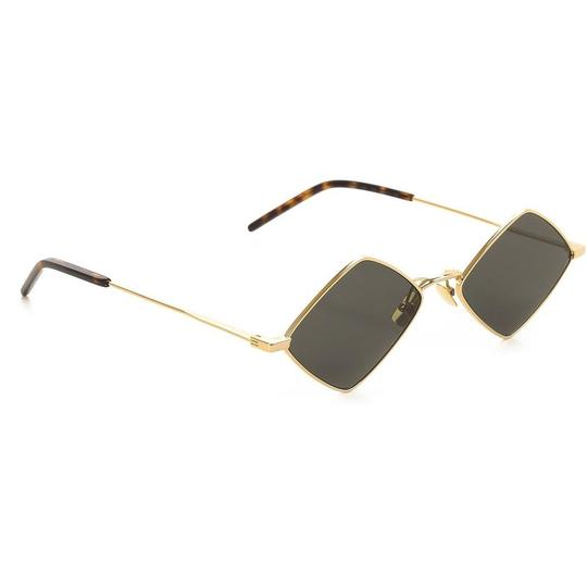 Preload https://img-static.tradesy.com/item/26136526/saint-laurent-gold-new-sl302-lisa-sunglasses-0-0-540-540.jpg