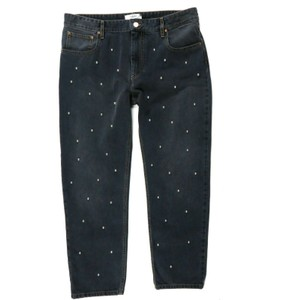 Isabel Marant Relaxed Fit Jeans-Dark Rinse