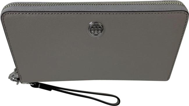 Item - Grey/Brown Robinson New Without Tags Passport Continental Wallet