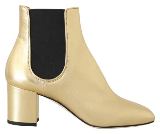 Preload https://img-static.tradesy.com/item/26137125/dolce-and-gabbana-gold-leather-chelsea-ankle-bootsbooties-size-eu-38-approx-us-8-regular-m-b-0-4-540-540.jpg