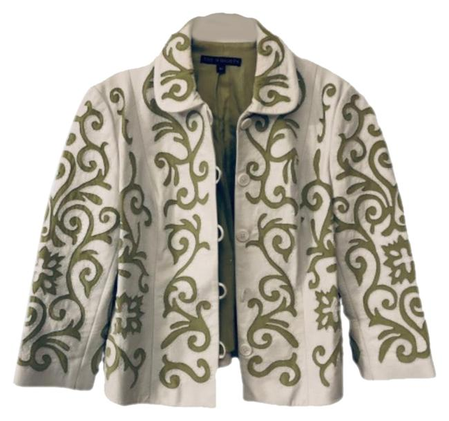Item - Cutout Accented Jacket Size 10 (M)