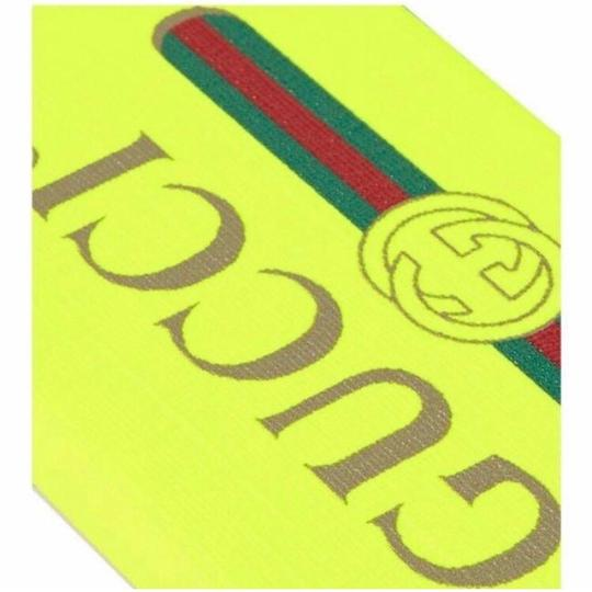 Gucci logo printed iPhone X case cover Image 1