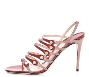 Gucci Red/pink Sandals