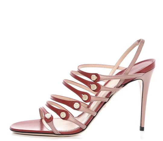 Gucci Red/pink Sandals Image 0