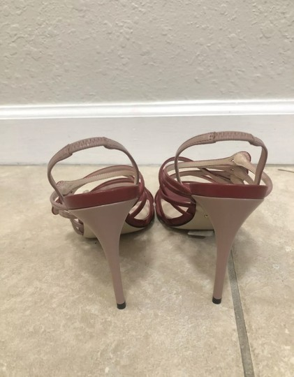 Gucci Red/pink Sandals Image 4