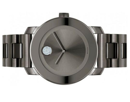 Movado Bold Stainless Steel Crystal Dot 3600103 Image 7