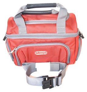 Ebags Lunch Cooler Travel Carry On RED Travel Bag