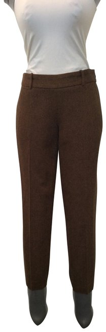 Item - Brown Minnie Wool Capris Size 0 (XS, 25)