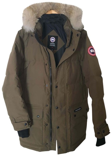 Preload https://img-static.tradesy.com/item/26140993/canada-goose-military-green-emory-parka-coat-size-8-m-0-2-650-650.jpg