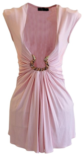 Item - 4428rx Pink with Gold Snake Top