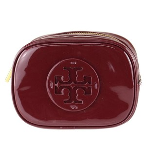 Tory Burch Small Patent Cosmetic Bag