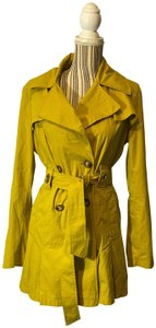 For Cynthia Jacket Trench Coat