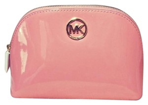 Michael Kors Michael kors fulton travel pouch cosmetic case box Jet set large
