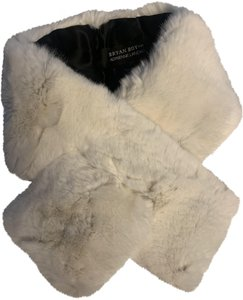 Adrienne Landau Bryan Boy for Adrienne Landau Pull-Through Fur Scarf