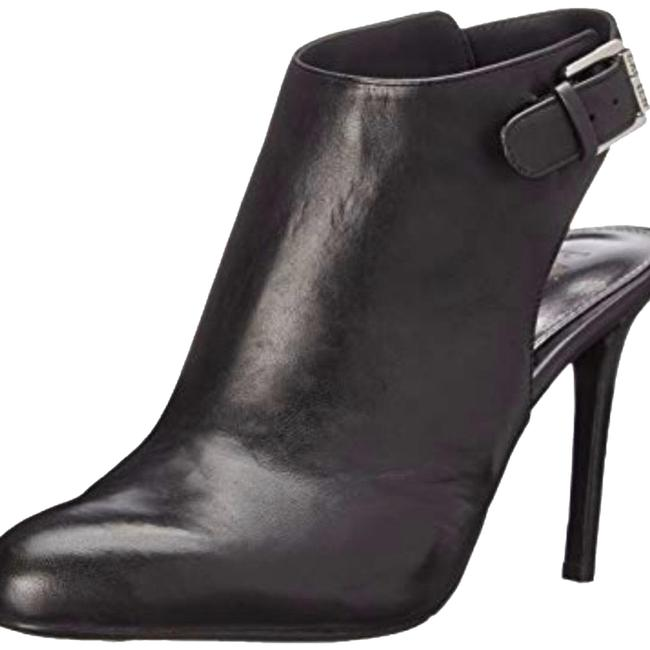 Item - Black Lrl Rayna Dress Leather Boots/Booties Size US 8 Regular (M, B)