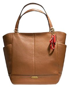 Coach Tan New Travel Fall Limited Edition Tote in British Tan-Gold