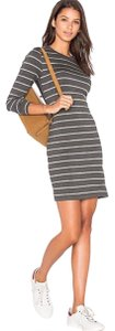 cupcakes and cashmere short dress Grey, White on Tradesy