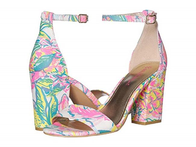 Item - Multicolor Amber Lynn Sandals Size US 10 Regular (M, B)