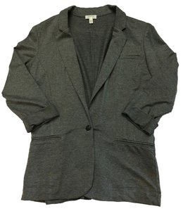 Joie Heathered Gray Blazer