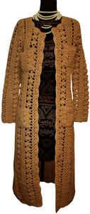 Tracy Reese Vintage Duster Coat Sweater