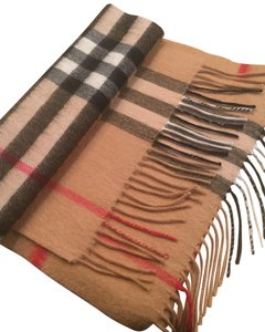 Burberry Burberry wool scarf