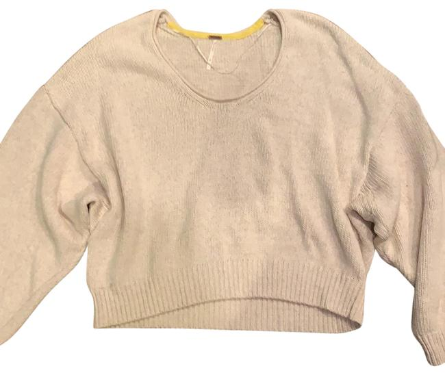Item - Oversized Oatmeal Sweater