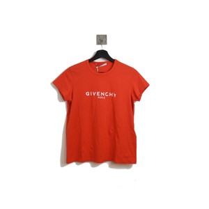 Givenchy T Shirt Red
