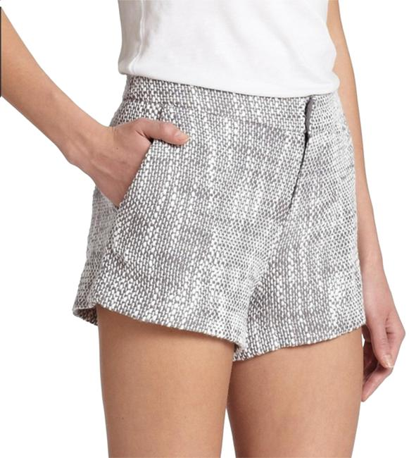 Item - Gray Merci Steel Porcelain Tweed New with Tags Shorts Size 0 (XS, 25)