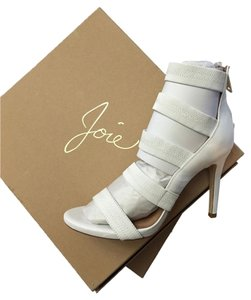 Joie White Pumps
