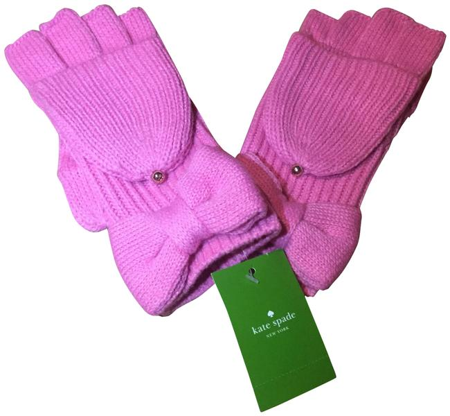 Item - Pink Bow Gloves