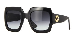 Gucci Gucci Oversized Style GG 0053S 001 - FREE 3 DAY SHIPPING - LARGE