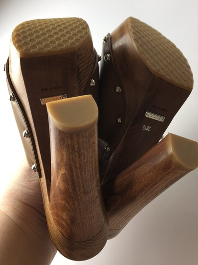 Gucci brown Wedges Image 5