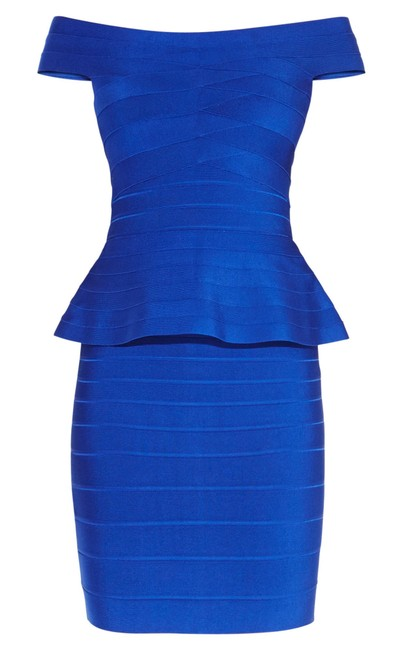 Preload https://img-static.tradesy.com/item/26149524/herve-leger-blue-sapphire-magdalena-short-cocktail-dress-size-0-xs-0-0-650-650.jpg
