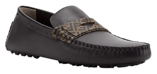 Preload https://img-static.tradesy.com/item/26149528/fendi-black-men-s-ff-logo-slip-on-loafers-flats-size-us-10-regular-m-b-0-2-540-540.jpg